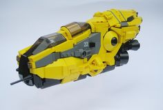 The Tug: A LEGO® creation by Phall Macaroni : MOCpages.com