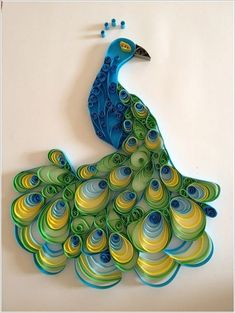 Quilled Creations is the world's leading quilling supply company. We have created the highest quality quilling tools, kits and papers. We ship our quilling supplies all over the world! Toilet Paper Roll Art, Rolled Paper Art, Paper Strips, Arte Quilling, Quilling Paper Craft, Peacock Quilling, Quilling Comb, Quilled Roses, Paper Quilling Tutorial