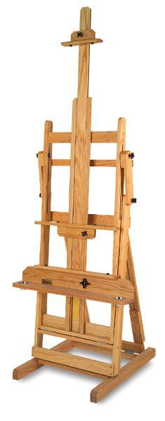 Wooden Easel Plans | Are there any resources about this type of thing, or am I on my own ...