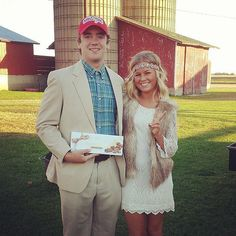 Forrest and Jenny Costume