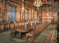 Peles Castle, Dining Room - Romania