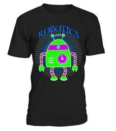 Tshirt  ROBOTICS GREEN ROBOT T-SHIRT For Enginee  fashion for men #tshirtforwomen #tshirtfashion #tshirtforwoment
