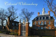 williamsburg virginia | colonial williamsburg