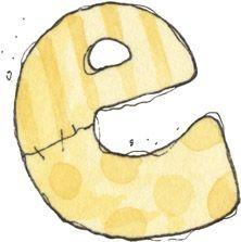 Coleccionando Gifs animados: ♥ Alfabeto baby ♥