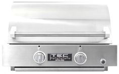 TEC TEC Sterling G2000FR 2-Burner Infrared Built-In Grill | seattleluxe.com