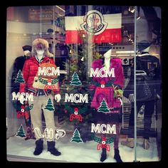 #mcm #moncler at lhp #harajuku shop in tokyo