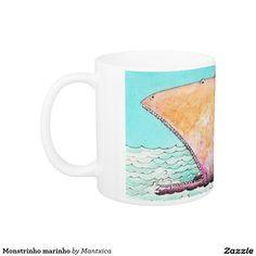 50% off, CANECAS! Mugs, Tableware, Sea Monsters, Dinnerware, Tablewares, Mug, Place Settings