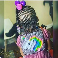 # feed in festival Braids Untitled Lil Girl Hairstyles Braids, Black Kids Hairstyles, Cute Little Girl Hairstyles, Girls Natural Hairstyles, Kids Braided Hairstyles, Children Hairstyles, Toddler Hairstyles, Little Girl Braid Styles, Kid Braid Styles