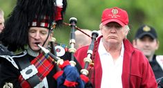 Instead of praising him, Scottish political leaders plan on shaming Donald Trump as he travels through the country.