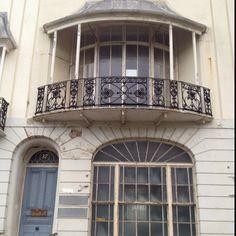 Regency house in Wellington Square, Hastings. Requires Love.