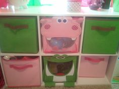 Cute totes for kids toys