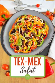 Tex Mex, Summer Salads, Mexican Food Recipes, Summer Fun, Dressings, Side Dishes, Low Carb, Halloween, Cooking
