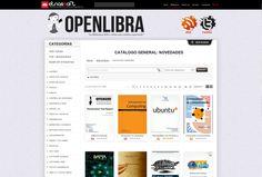 OpenLibra   la biblioteca libre online que estabas esperando    http://www.etnassoft.com/biblioteca/ via @url2pin