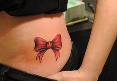 Bow Tattoo | Tattoo Design Gallery - 101tattoos