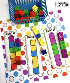 May Morning Tubs – Planning Playtime - Summer Educational Crafts For Kids Morning Activities, Pre K Activities, Hands On Activities, Pre K Games, Kids Castle, Busy Boxes, Math Manipulatives, Business For Kids, Educational Activities