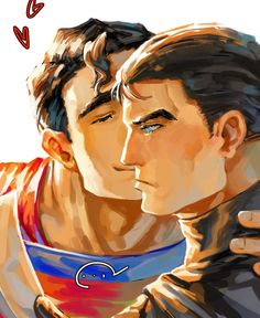 "Read SUPERBAT 12 from the story 🖤 imágenes ""SUPERBAT"" 🖤 by Patyneko (Ana Patricia) with reads. Superman X Batman, Overwatch Voice, Wattpad, Yuri, Superman Wallpaper, Fantasy Art Men, Dc Memes, Superbat, Batman Family"