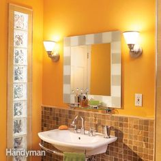 <p>make a dull bathroom feel  fresh, bright and inviting while adding storage. if your sink, tile and shower  are still in good shape, handsome light fixtures, a stylish mirror and a fresh,  new medicine cabinet may be all you need to revitalize the space. </p><p>in this article, we