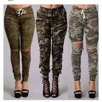 Resultado De Imagen Para Pantalones Camuflados Para Mujer Womens Camo Joggers Camoflauge Pants Combat Pants