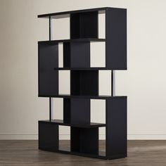 "Found it at AllModern - 63"" Accent Shelves Bookcase"