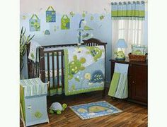 Sweet Jojo Designs Sea Turtle Baby Bedding Collection And Boys