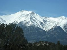 Oh, Beautiful for spacious skies, for amber waves of grain, For purple mountains Majesties Above the fruited plain! AMERICA! AMERICA! God shed His grace on thee, and crown thy good with Brotherhood from sea to shining sea. ~Colorado  Springs Colorado  Pikes Peak