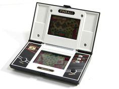 Nintendo Game & Watch Multi Screen Pinball PB-59 MIJ 1983 Great Condition_77 #Nintendo
