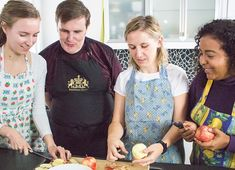 """With the project """"Vienna Cooking Classes"""", Viennese hobby chefs invite you to their homes to cook together.The cooking classes are held also in English. Sweet Dumplings, Dumplings For Soup, Culinary Classes, Baking Classes, Professional Chef, Cooking Together, Learn To Cook, Vienna, Foodies"""