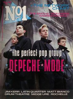 N°1 - 1980 - 1989 - depeche-mode.be