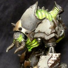 Good paint scheme for Cryx. Also, a tutorial on object-sourced lighting.