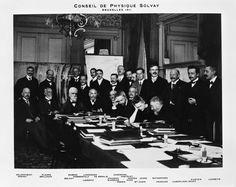Solvay Conference 1911