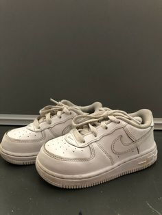 new product 20f00 0bb50 Nike Air Force 1 (TD) Baby Toddlers White (314194-117) size 8C  fashion   clothing  shoes  accessories  kidsclothingshoesaccs  boysshoes (ebay link)