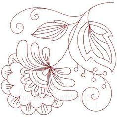 Flower 9, medium - Click Image to Close