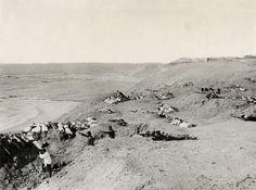 """Ottoman Soldiers in the Gallipoli War, 1915 (Çanakkale Savaşında Osmanlı Askerleri). """""""