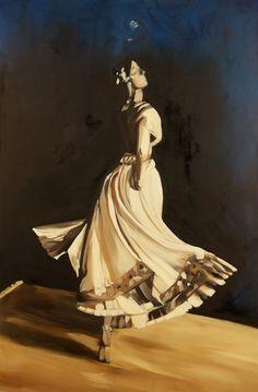 Kimberly Brooks via Taylor de Cordoba Gallery