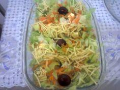 Salada tropical da Isabel