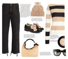 A fashion look from December 2016 featuring fitted sweater, rachel comey jeans and purse shoulder bag. Sexy Dresses, Dress Outfits, Rachel Comey, Complete Outfits, Max Mara, Jimmy Choo, Shoe Bag, Polyvore, Stuff To Buy