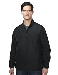 Men's Long Sleeve Jacket With Water Proof (100% Polyester)  Style#: Tri mountain 6250 #WaterProof  #Jacket
