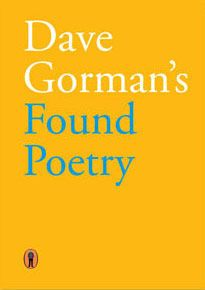 Dave Gorman's Found Poetry