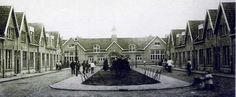 Plein West Indie, Enschede 1920