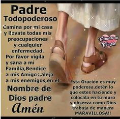 Glori a Dios. God Prayer, Prayer Quotes, Motivational Quotes For Working Out, Inspirational Quotes, Spanish Prayers, Jesus Christ Quotes, Prayer For The Day, Catholic Religion, Beautiful Prayers