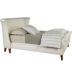 Montauk California King Bed with Footboard from the Mariette Himes Gomez collection by Hickory Chair Furniture Co.