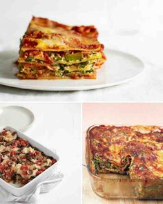 Prosciutto, Lasagna and Spinach on Pinterest