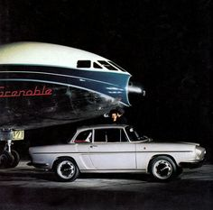 Renault Caravelle & Sud Aviation Caravelle