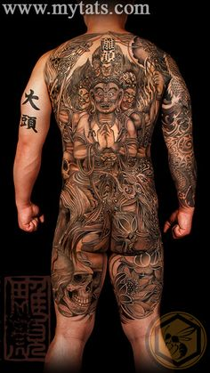 e552f0bc52f4e japanese kabuki theatre actor tattoo | Taki Tsan Tattoo studios ...
