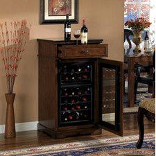 Madison 24 Bottle Wine Cabinet