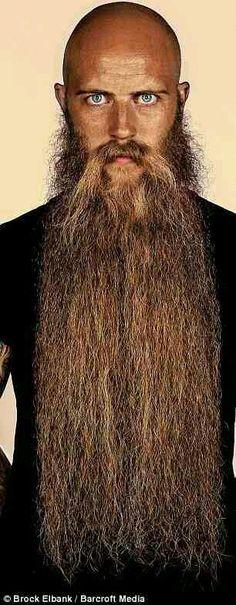 Visit The Bearded Feller for all your beard care needs! http://www.beardedfeller.com/
