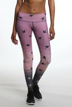 Summer Bird Legging