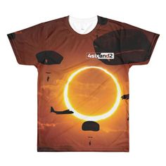 Eclipse Printed T-Shirt – 4sixand2