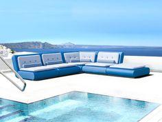 KILA Lounge Garten Loungegruppe 25 Teilig Silvertex #garten #gartenmöbel  #gartensofa #gartenlounge