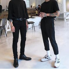 "1,649 Likes, 8 Comments - Street Style Inspiration (@minimalarchive) on Instagram: ""Matching 